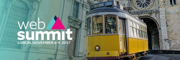 Websummit 2017 à Lisbonne